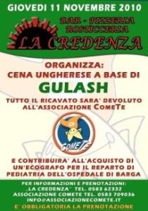 Cena Gulash